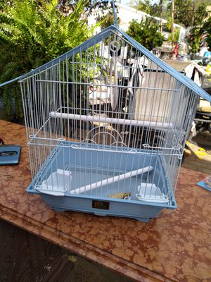 Bird cage for Sale in GLMN HOT SPGS, CA