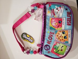 Lillte girl shopkins purse ( brand new ) for Sale in Aloha, OR