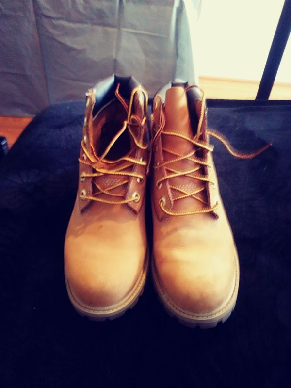 Timberland Youth Boots size 5