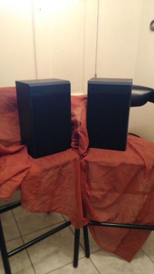 2 POLK AUDIO SPEAKERS for Sale in Decatur, GA