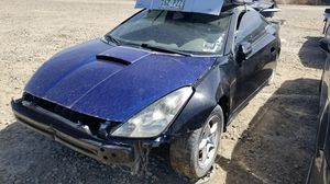 03 toyota celica parting out for Sale in Grand Junction, CO