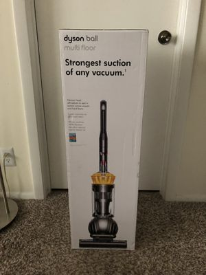 Dyson Ball 2 Vacuum Cleaner New on Box for Sale in Fort Lauderdale, FL