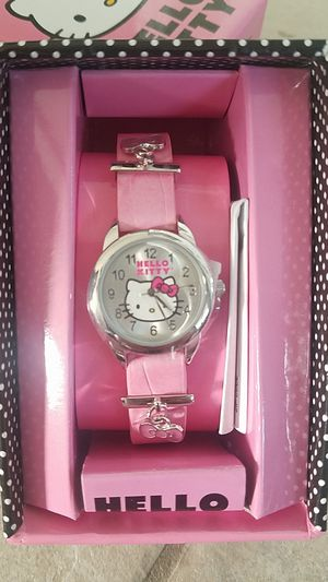 New Unused: Hello Kitty Watch for Sale in Santa Ana, CA
