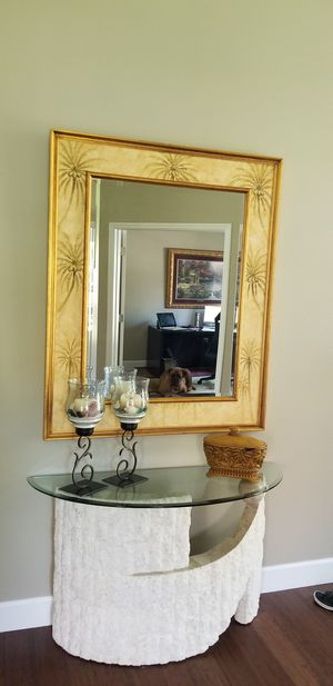 Gorgeous wall mirror for Sale in Ruskin, FL