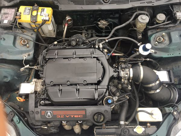 J32a2 V6 Civic