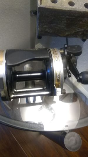 Abu garcia fishing reel for Sale in Elk Grove, CA