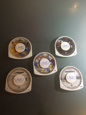 Sony PlayStation Portable Games (PSP Games) for Sale in Los Angeles, CA
