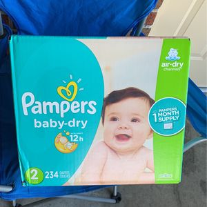 Pampers Size 2 Diapers for Sale in Wellford, SC