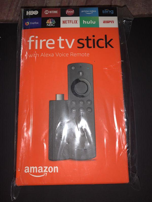 Firestick unopened