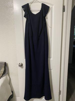 Elegant Navy blue dress for Sale in Los Angeles, CA