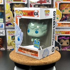 Dragonball Z Funko Pop Gotenks Ghost BoxLunch SDCC Shared Exclusive for Sale in Tukwila, WA