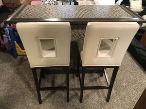 Bar and bar stools for Sale in Monaca, PA