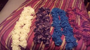 Crochet fashion scarves for Sale in Conroe, TX