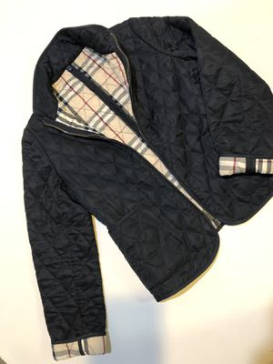 Burberry quilted jacket for Sale in Austin, TX