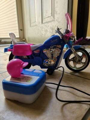 Barbie Mortorcycle & More for Sale in HOFFMAN EST, IL