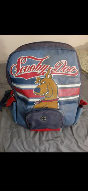 Scoobyd-Doo backpack for Sale in Pomona, CA
