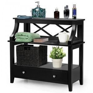 Kitchen table end table storage cabinet for Sale in Los Angeles, CA