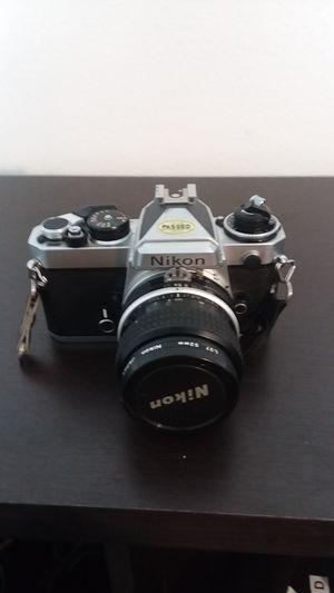 Nikon FE film camera for Sale in Phoenix, AZ