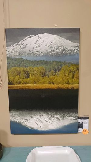 Mt. St. Helens canvas print for Sale in Portland, OR