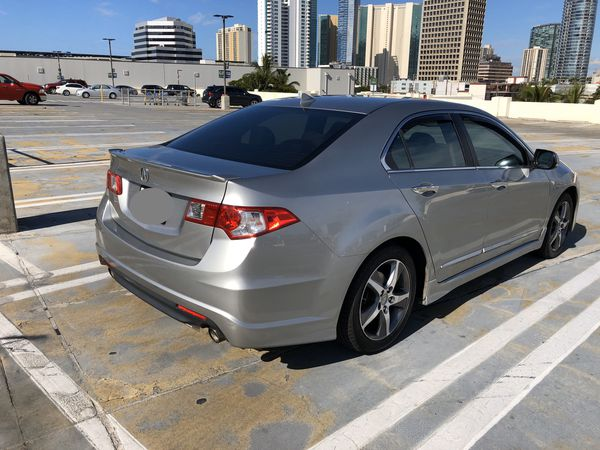 2010 Acura TSX - 6-spd Manual - Tech package