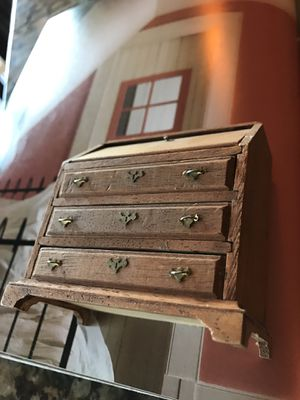 Antique Dollhouse Furniture Real Wood for Sale in Gresham, OR