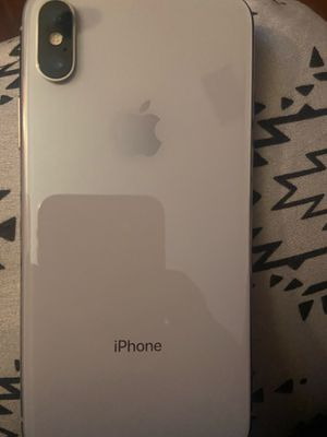 iPhone X 64gb for Sale in Jurupa Valley, CA