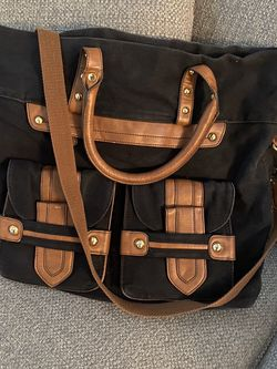 Steve Madden Bag (for Work / Travel) Black And Brown for Sale in Austin,  TX