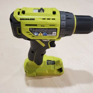 New Ryobi Brushless ONE+ Drill P252 for Sale in College Park, MD