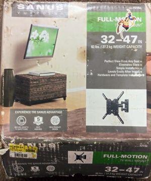 Sanus Vuepoints Full Motion TV Wall Mount 32-47 In for Sale in Leesburg, VA