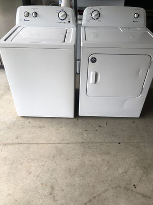 2018 Washer and Dryer Set for Sale in Spring Hill, FL