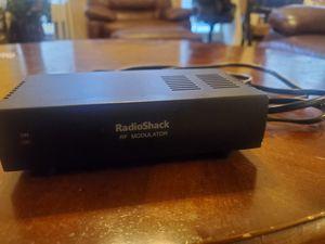 RADIO SHACK RF MODULATOR 15-1214 for Sale in Allen, TX