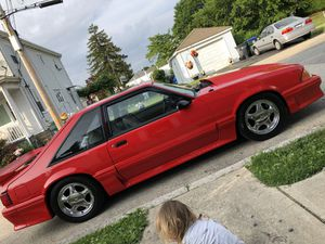 1990 Mustang Gt for Sale in Providence, RI