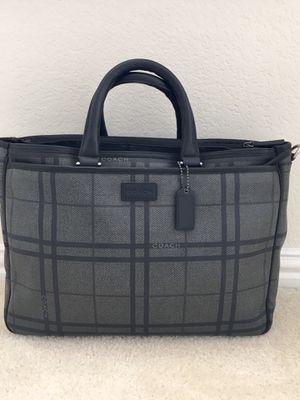 Genuine Coach men's Messenger Bag for Sale in Oak Point, TX