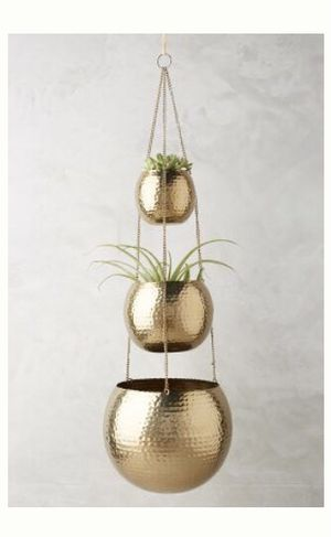 Anthropologie Trio Plant Hanger for Sale in Los Angeles, CA