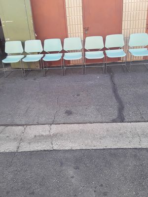 Kruger Matrix stackable chairs for Sale in Glendora, CA