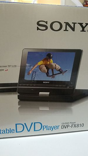 SONY DVD portable player for Sale in Houston, TX