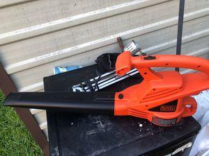 Black & Decker leaf blower for Sale in San Antonio, TX