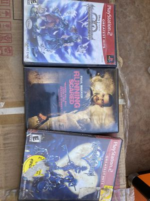 Ps2 & Gamecube games and DVDs for Sale in Riverside, CA