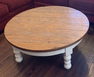 Pottery Barn Coffee Table for Sale in San Diego, CA