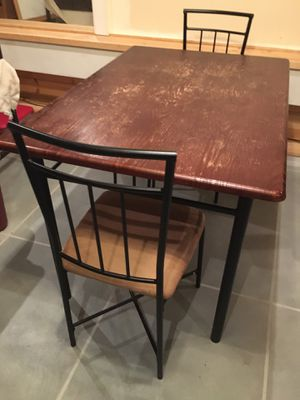 Table and 2 Chairs !! for Sale in Montclair, NJ