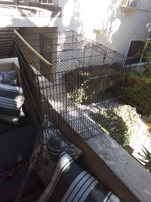 Nice bird cage ideal for 2 or 3 for Sale in La Habra Heights, CA