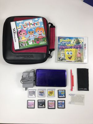 Nintendo 3ds bundle for Sale in Baltimore, MD