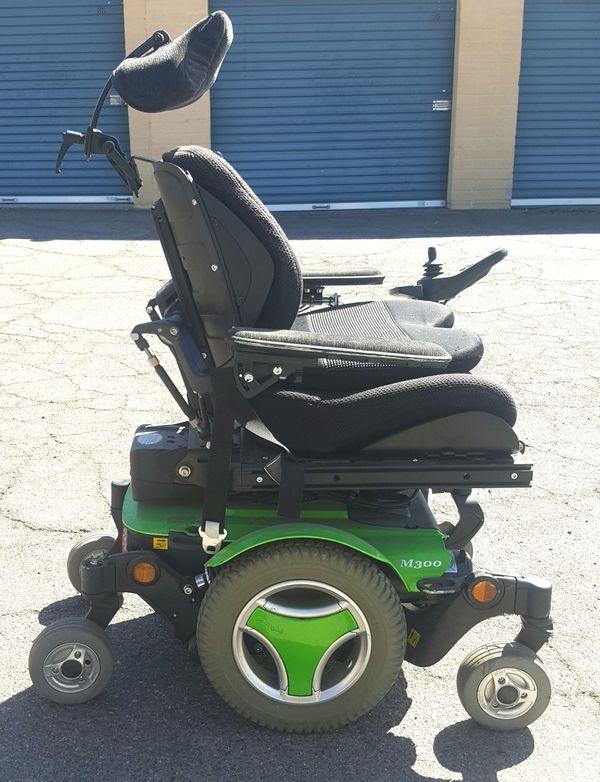 Permobil M3 Power Wheelchair for Sale in Phoenix, AZ - OfferUp