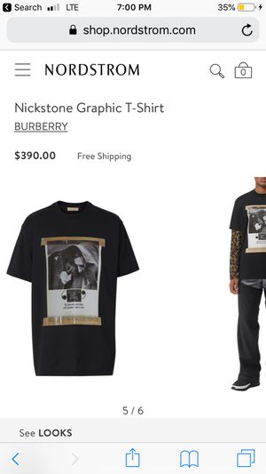 Burberry nick stone tee for Sale in Land O Lakes, FL