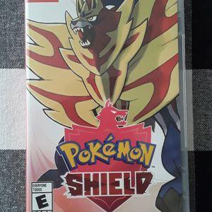 Pokemon Shield For Nintendo Switch for Sale in Clovis, CA