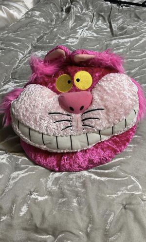 Disney Cheshire Plush Hat costume hat Halloween for Sale in Whittier, CA