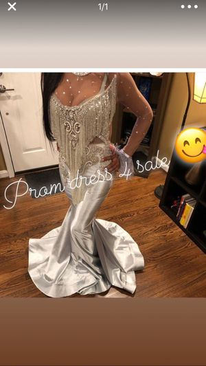Glitter prom dress for Sale in Washington, DC