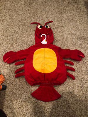 Koala Kids lobster costume for Sale in St. Louis, MO