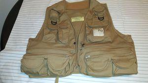 Tan Fishing/Hunting Vest for Sale in Las Vegas, NV