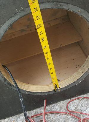 Sub box for Sale in Detroit, MI